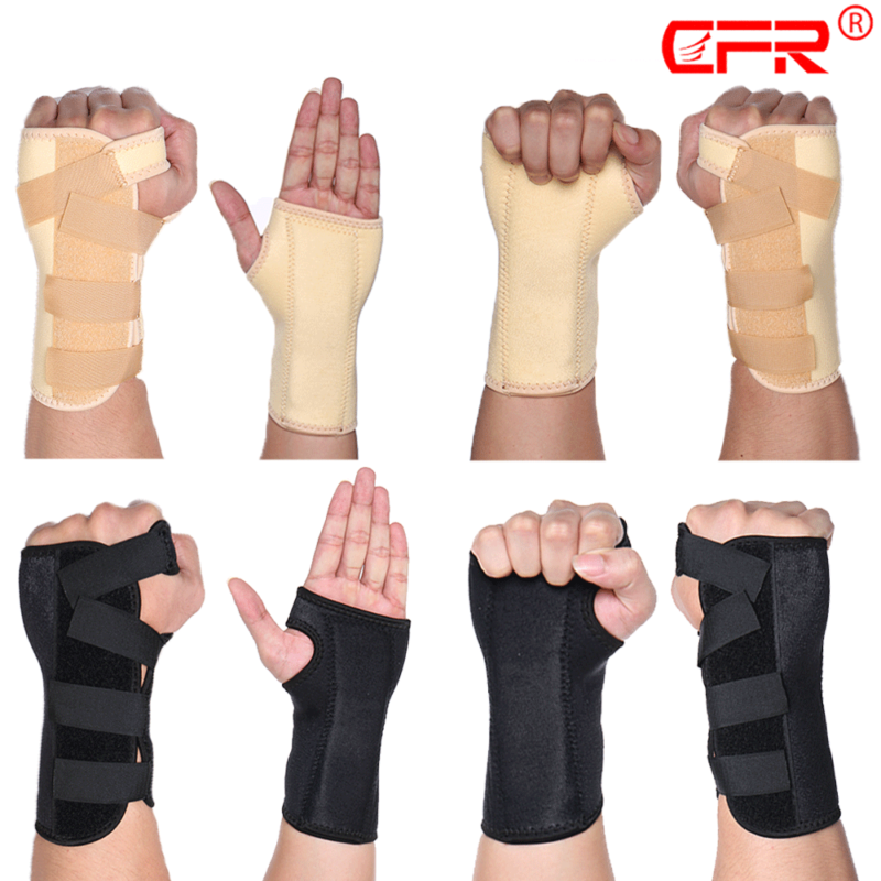 Wrist Support Brace Compression Carpal Tunnel Hand Arthritis