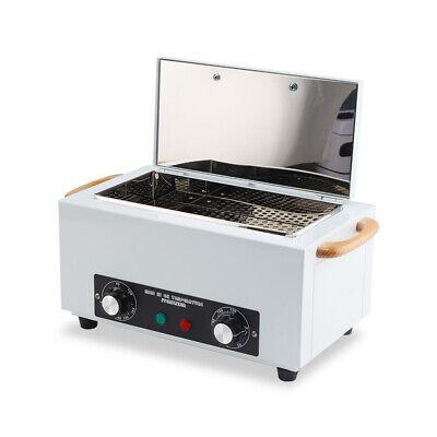 Dry Heat Sterilizer Cabinet Beauty Tattoo Disinfect Machine W Automatic Timer