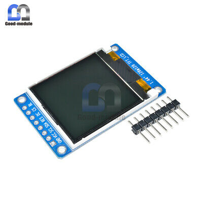 1pc 1.44 Spi Tft 128x128 Lcd Display Module 65k Replace Oled For Arduino 51arm