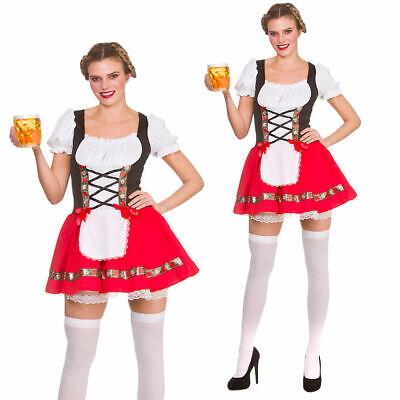 Oktoberfest Bier Mädchen Erwachsene Deutsche Bier Festival Kostüm Kostüm