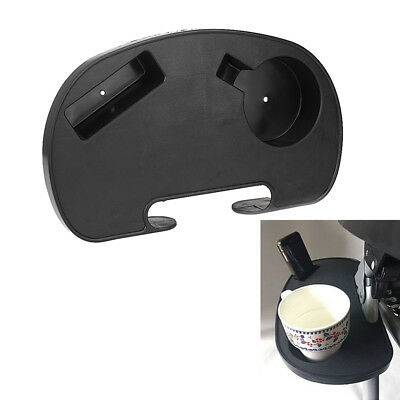 Chair Tray Clip On Chair Side Table Cup Holder for Garden Fi