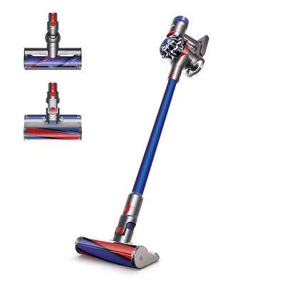 Купить Dyson V8 Absolute Total Clean HEPA Cordless Vacuum | Blue | Refurbished