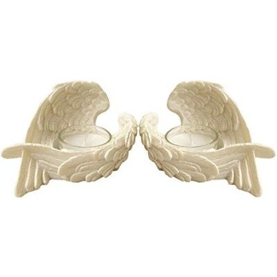 (Angel Wing Candle Holder - Tealight)