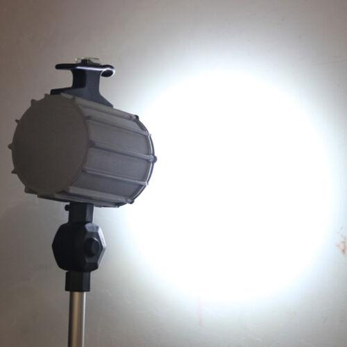 Work Light LED Lamp for CNC Lathe //Milling Machine Waterproof Dustproof NEW