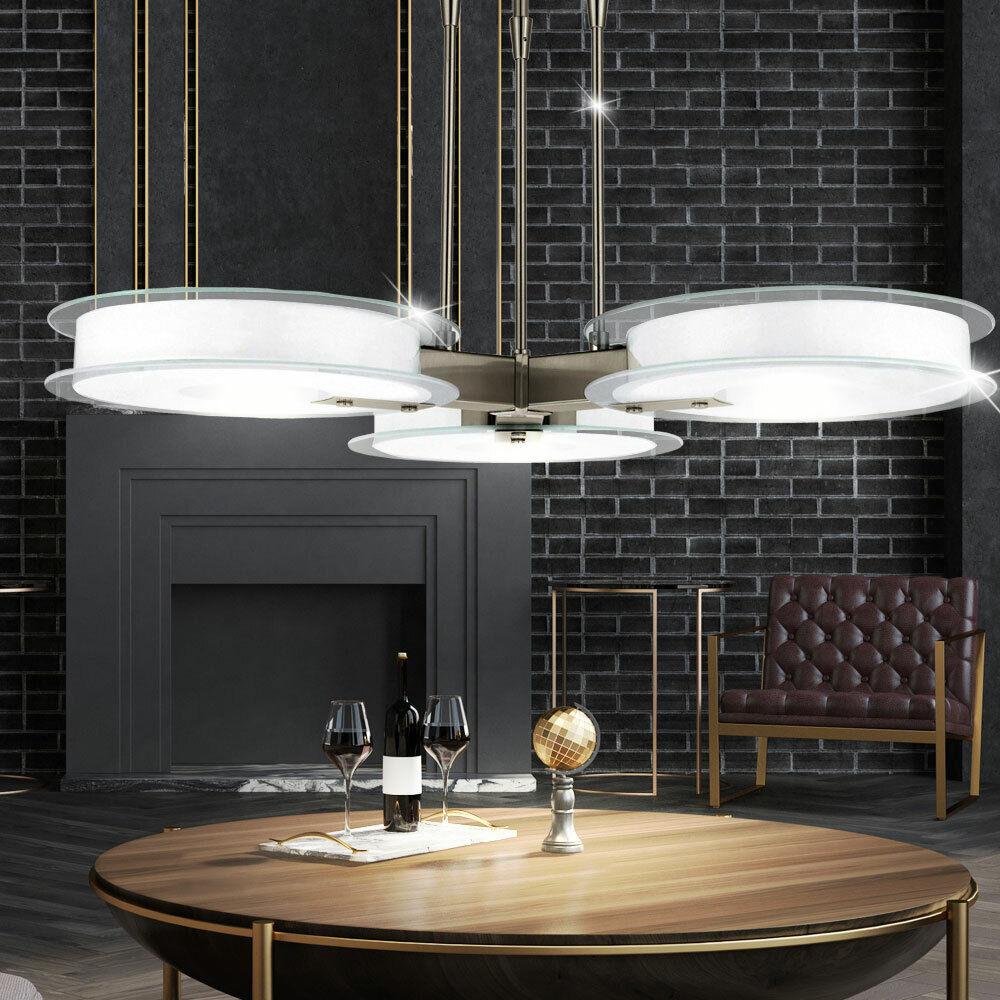 Decken Pendel Hänge DESIGN Lampe Leuchte Luxus Beleuchtung Ess Arbeits Zimmer