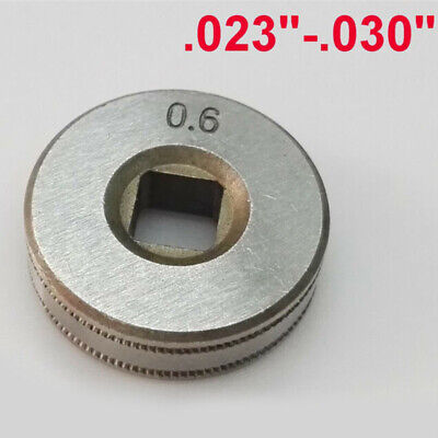 For Chicago Electric Mig Welder Wire Drive Roller Parts 0.6-0.8 Kunrle-groove