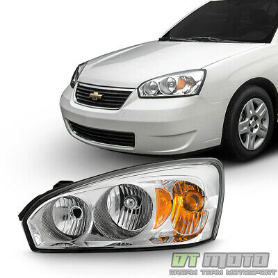 2004-2007 Chevy Malibu Factory Style Headlight Headlamp Replacement Driver Side
