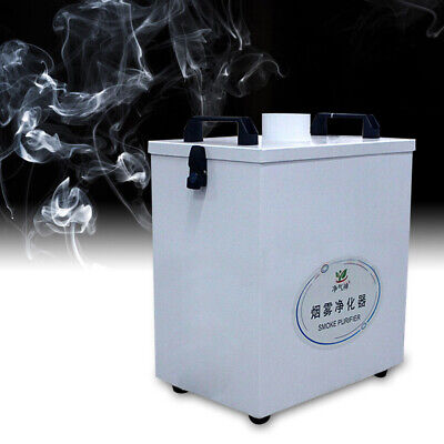 Ce The Pure Air Fume Extractor Smoke Purifier For Cnc Laser Engraving Machine Us