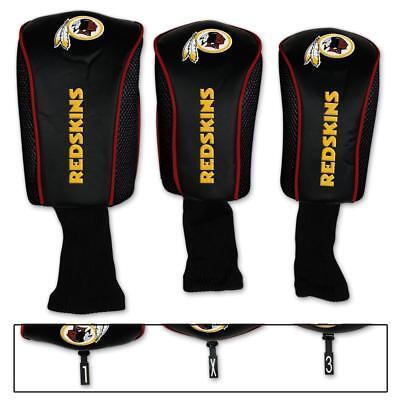 Washington Redskins Golf Head Covers Mesh 3 -