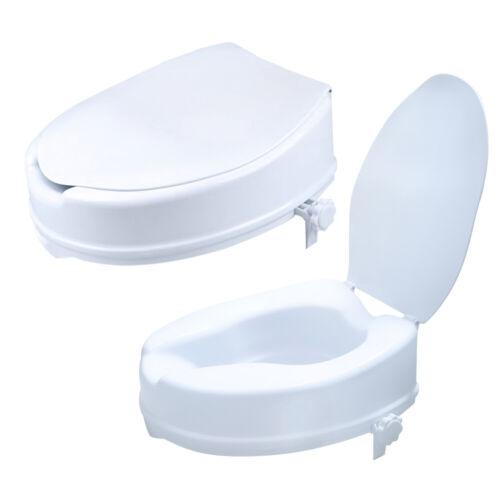 Toilettensitzerhöhung 10 cm Dietz Toilettenaufsatz  WC-Aufsatz Toilettens 150kg