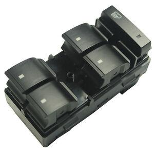 New Door Power Window Switch Front Left For Traverse Hhr Silverado 1500 20945129