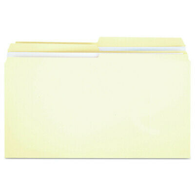 Universal Unv16122 File Folders 12 Cut 2-ply Top Tab Legal Manila New