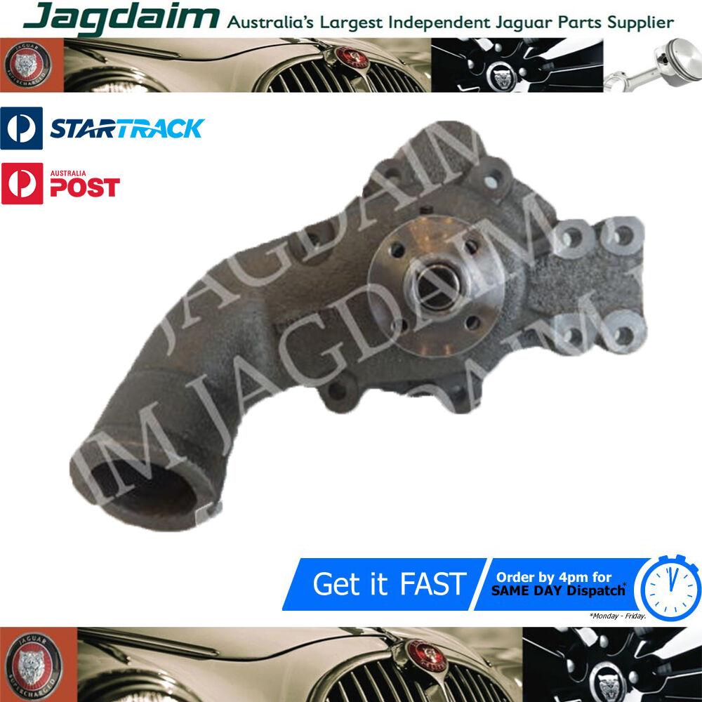 Jaguar 4.2 E Type Series II Water Pump 1968-1969 C31144