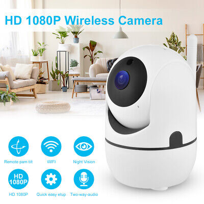 1080P IP WiFi Camera Wireless P2P Night Vision IR Baby Monitor Camcorder AH663 for sale  Shipping to Nigeria