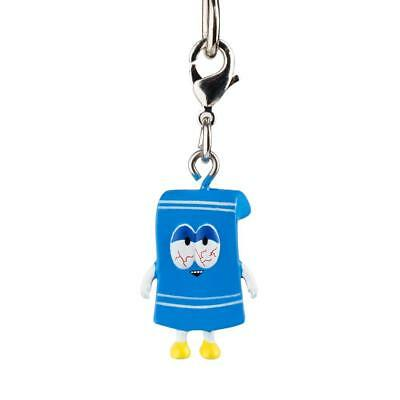 Stoned Towelie - South Park Zipper Pull / Keychain Series 2 by Kidrobot](South Park Towelie)