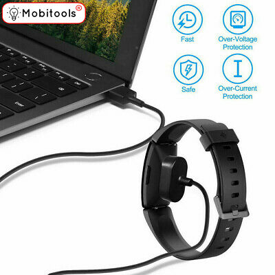 USB Charging Cable for Fitbit inspire/inspire HR Smart Wristband Charger Adapter