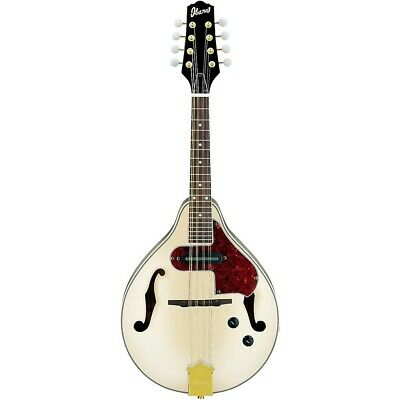 Ibanez M510E A-STYLE Acoustic-Electric Mandolin Ivory