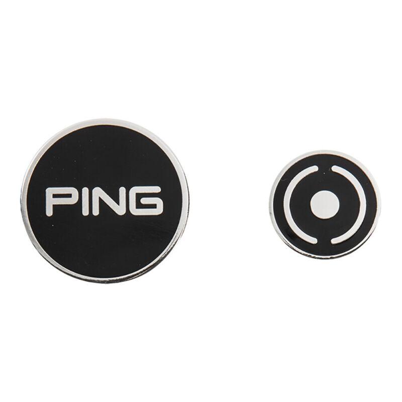 NEW PING Golf Combo Ball Marker