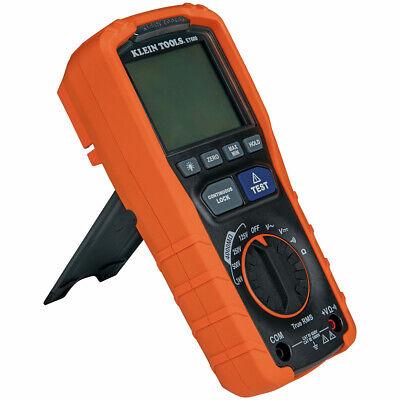 Klein Tools Et600 Insulation Resistance Tester