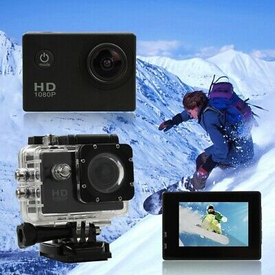 Fotocamera digitale subacquea HD macchina fotografica impermeabile videocamera