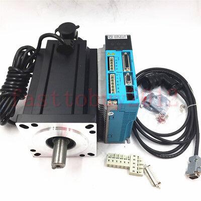 Nema52 28nm Closed Loop Stepper Motor Drive 7.5a 2500line Encoder 3ph Easy Servo