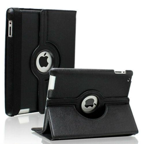 360 Rotating Retina Folio Leather Smart Stand Case Cover For Apple iPad Mini 4