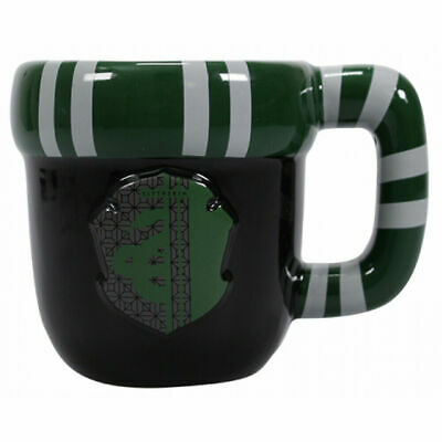 Harry Potter Slytherin Scarf Shaped Mug Xmas Gift Christmas Stocking Filler