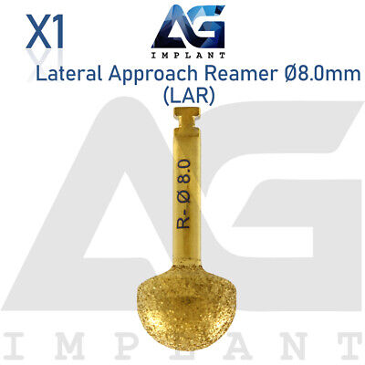 Lateral Approach Reamer Sinus Lift 8.0mm Instrument Surgical Dental Implant