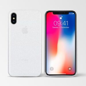 BRAND NEW - 256G White iPhone X (and accessories)