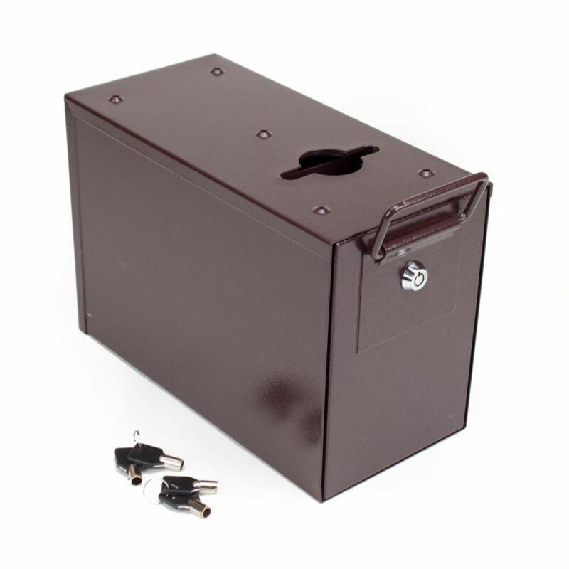 Slim Line Toke & Rake Lock Box Gtaa-003