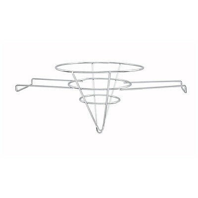 Winco Ff-10 10-inch Fryer Filter Stand