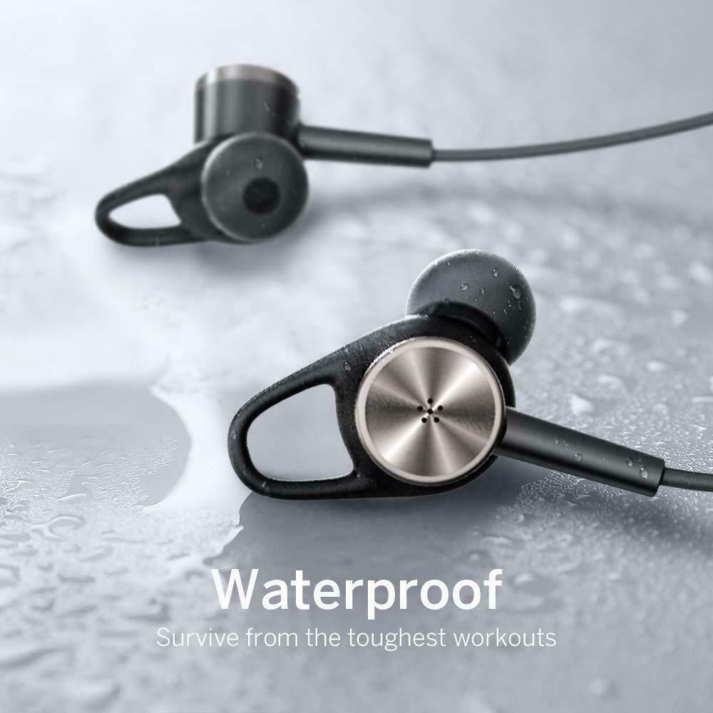TaoTronics Neckband Bluetooth Headphones with ANC, Active No