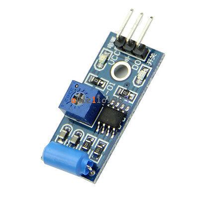 - 5PCS SW 420 Motion Sensor Module Vibration Switch Alarm Sensor for Arduino