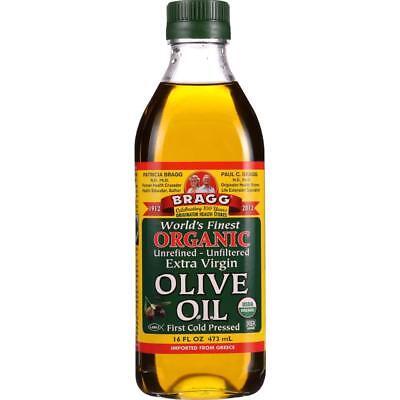 Bragg-Organic Extra Virgin Olive Oil
