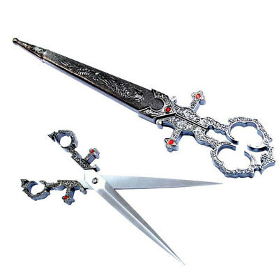 Renaissance Dagger Style Scissors 10