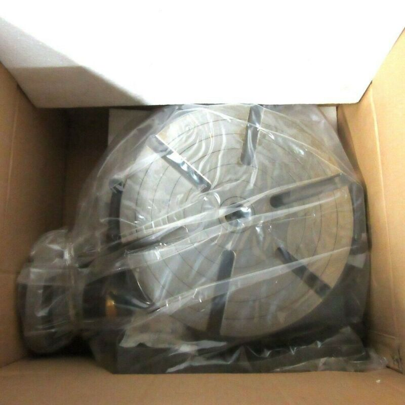 "NIB! PYH 10"" Vertical ROTARY TABLE / NEW GREAT OLD SCHOOL QUALITY"