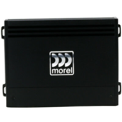Morel MPS 1.550 MPS Series 550W RMS Monoblock Class-D Car Audio Amplifier NEW comprar usado  Enviando para Brazil