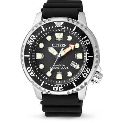 NEW Citizen Promaster Diver Men's Eco Drive Watch - BN0150-10E