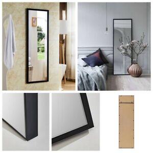 Dipamkar Large Metal Frame Full Length Wall Mirror Leaner Floor