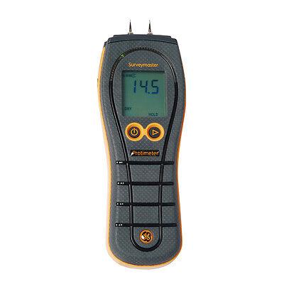 Protimeter Surveymaster 2 Moisture Meter Dual Function Damp Meter Bld5365
