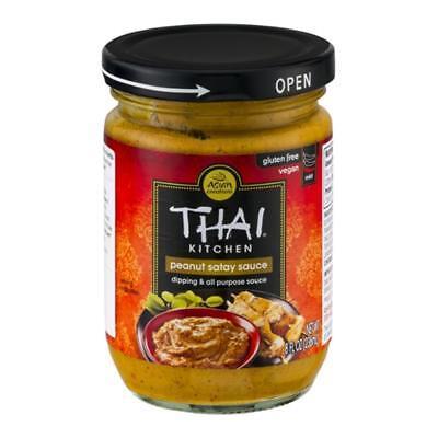 Thai Kitchen-Peanut Satay Sauce (3-8 oz (Thai Kitchen Thai Peanut)