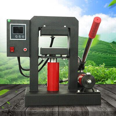 Rosin Extracting Tool Heat Press Machine Oil Machine 900w Teflon Paint Plate New