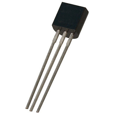 National Semiconductor Lm334z Lm334z - 3-terminal Adjustable Current Sour 10 Pcs