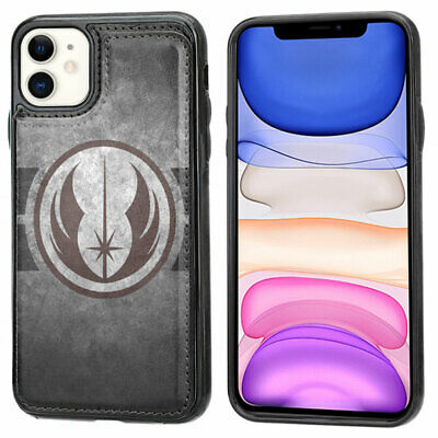 "Star Wars Jedi #S Magnetic Closure Wallet Case for iPhone 11 (6.1"")"