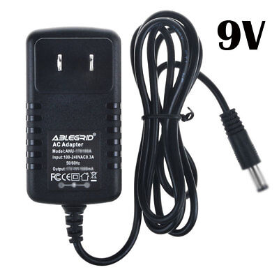 9V AC Adapter for MEDELA 9207010 PUMP IN STYLE 08/OR MODLE GTM348-9-1000 Power