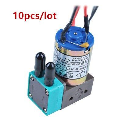 10pcs Micro Diaphragm Ink Pump Dc 24v3w100-200ml Min Jyy B-y-10-1 Wholesale