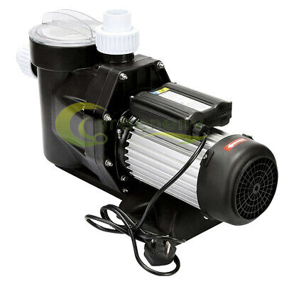 2.5HP Swimming Pool Pump In/Above Ground 1850w Motor W/ Stra