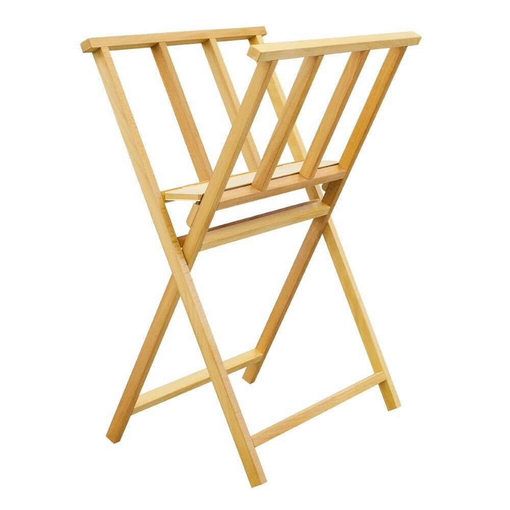 Art display rack - wood - collection only