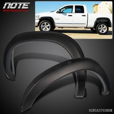 For 02-08 DODGE RAM 1500 03-09 RAM 2500/3500 Factory OE Style Wheel Fender Flare