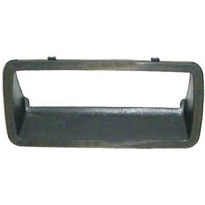1994-2004 Chevy S10 GMC Sonoma For Tailgate Latch Handle Bezel Textured ()